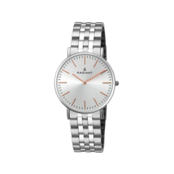DIARY 36MM SILVER DIAL...