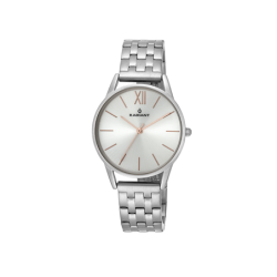 FUSION 35MM SILVER DIAL...