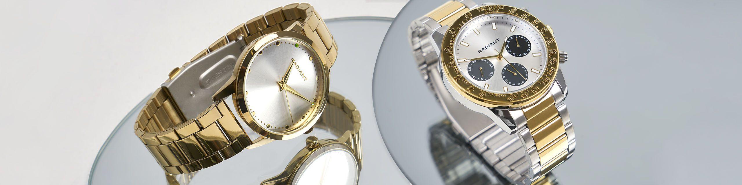 Relojes de hombre ▷ New Collection 2021 - Radiant España