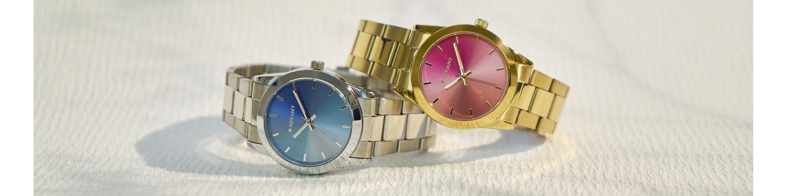 A melhor colecção de Relógios para Mulher ⌚ - Radiant Portugal